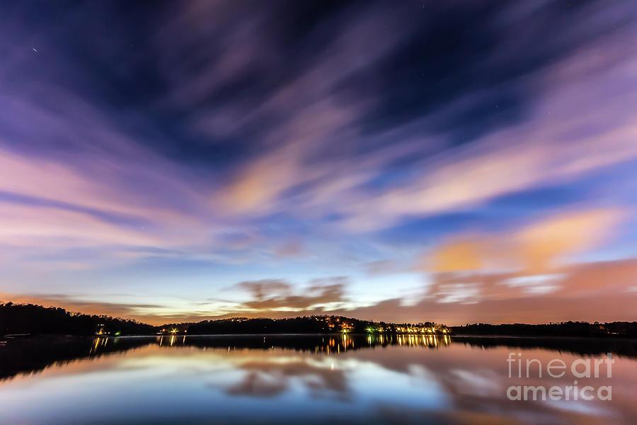 Sunset by Bernd Laeschke