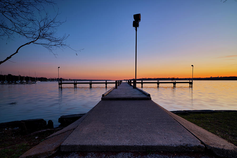 Sunset Glow 012020 by Rospotte Photography