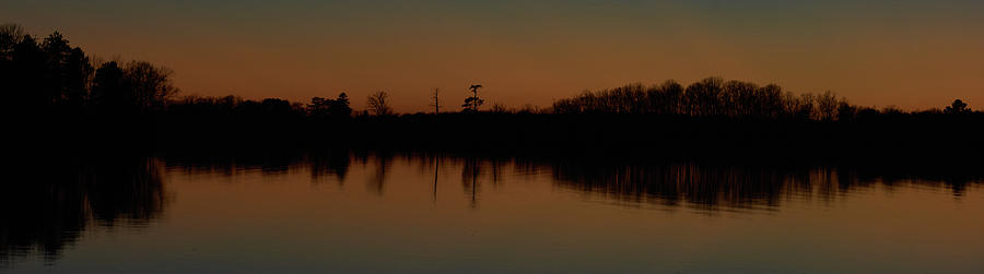 Sunset Pano by Paul Freidlund