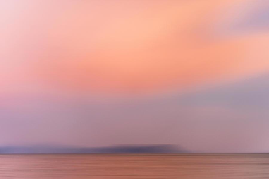 Sunset Pinks Photograph