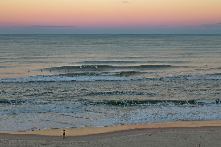 Sunset Romance Photograph