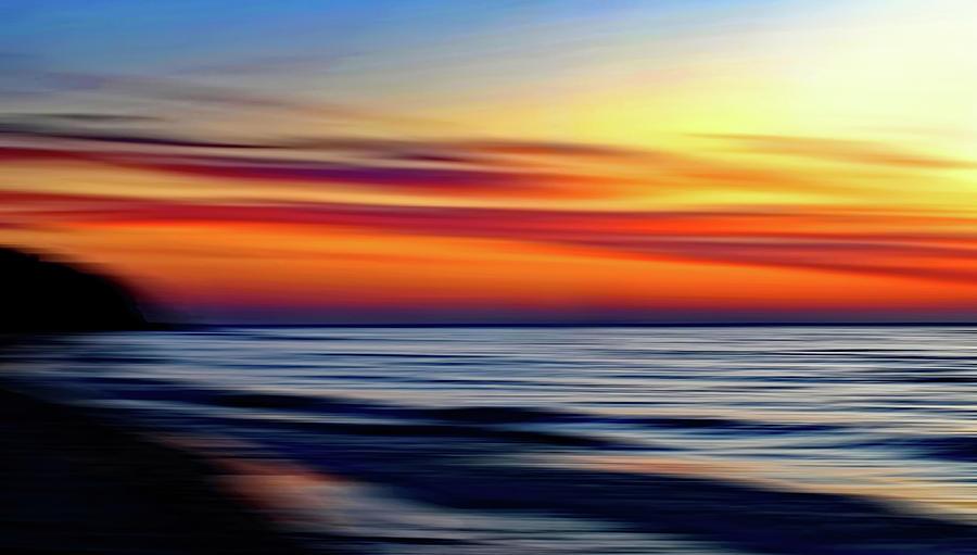 Sunset Smooth by Kathi Mirto