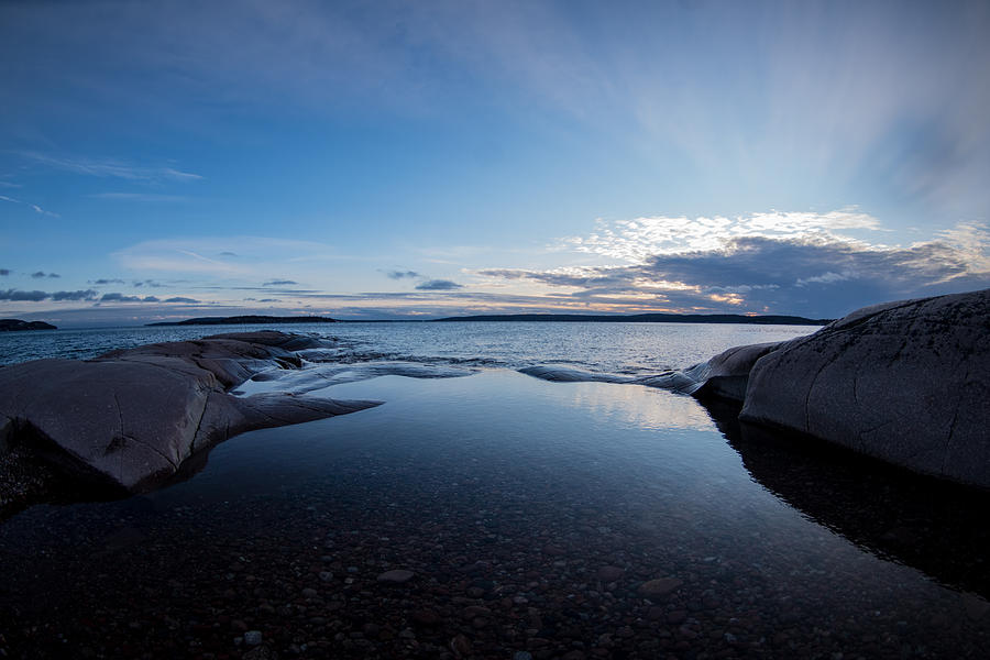 Superior Pool by Tim Beebe