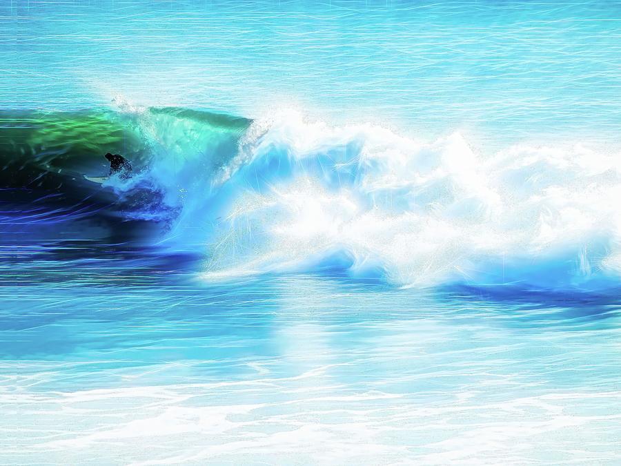 Surf Juice Photograph