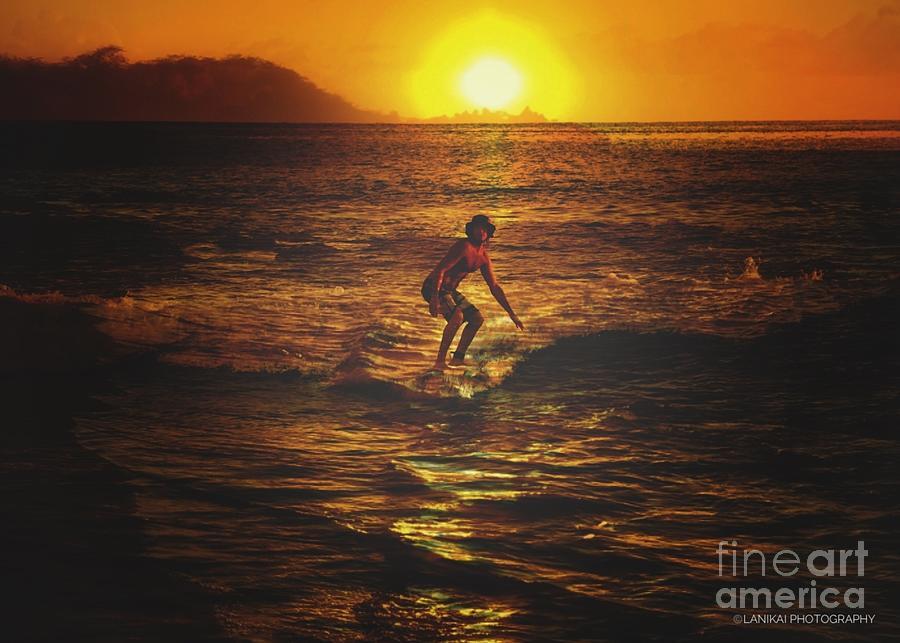 Sun N Surf Photograph