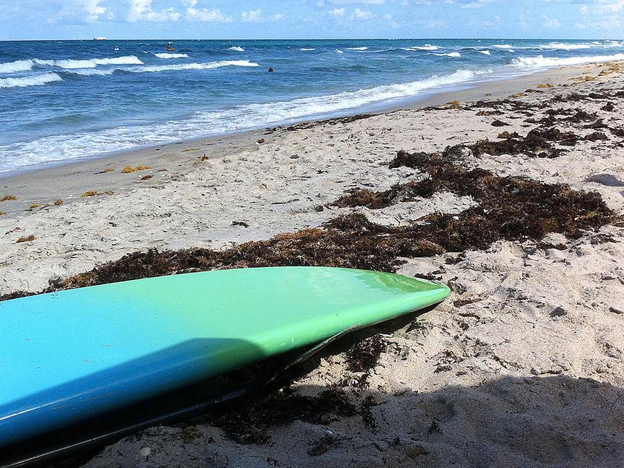 Surfing Time Photograph by Karen Zuk Rosenblatt