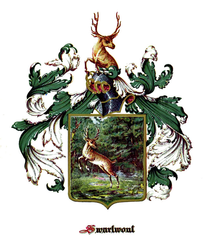 Swartwout Family Coat of Arms by Bill Swartwout Photography
