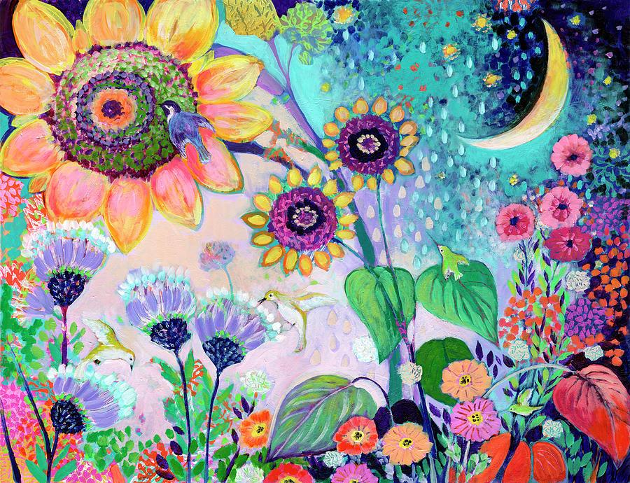 Sweet Memories Of Summer Painting