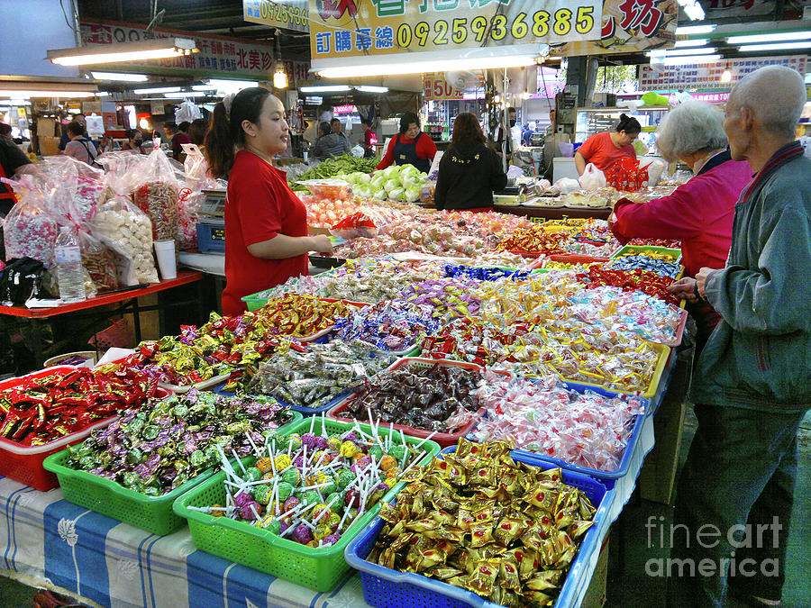 Sweets and Candies for the Chinese New Year by Yali Shi