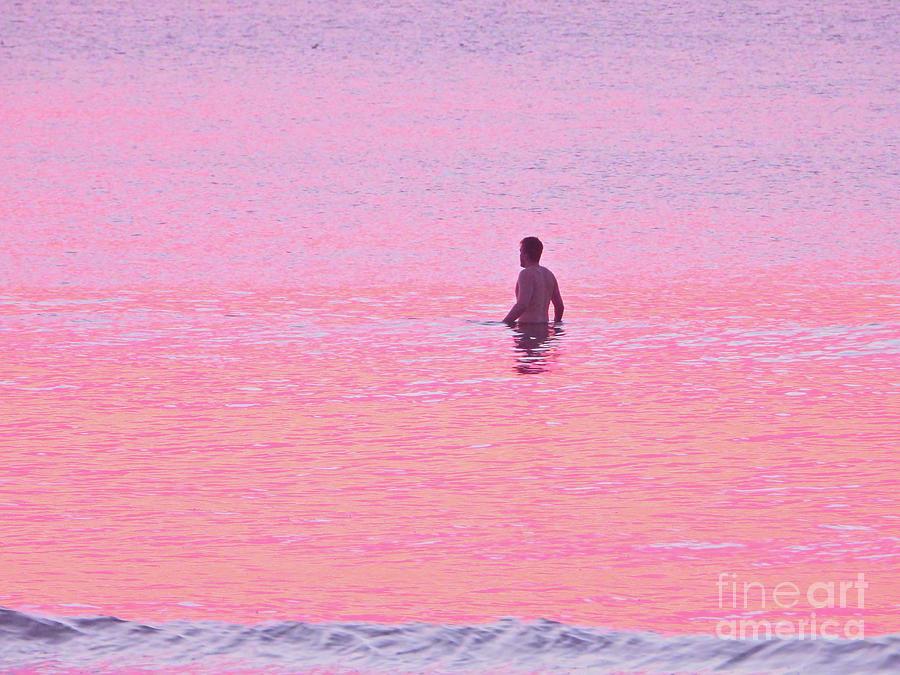 Swim Photograph - Swim by Andy Thompson