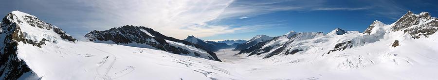 3scape Photograph - Swiss Alps by Adam Romanowicz