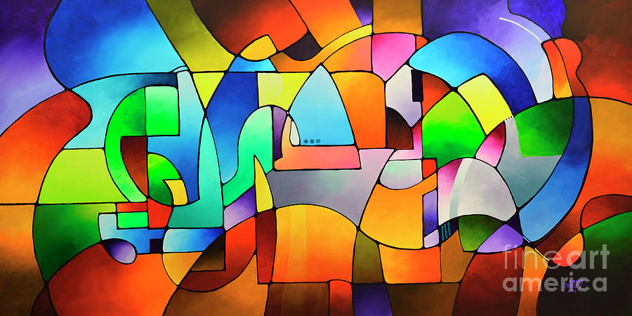 Synchronism by Sally Trace