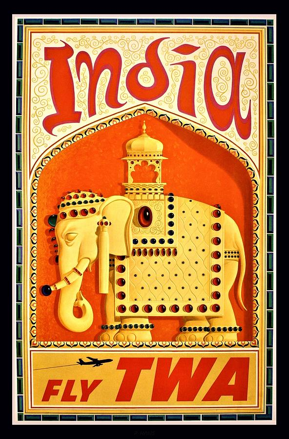 T W A INDIA by Rob Hans