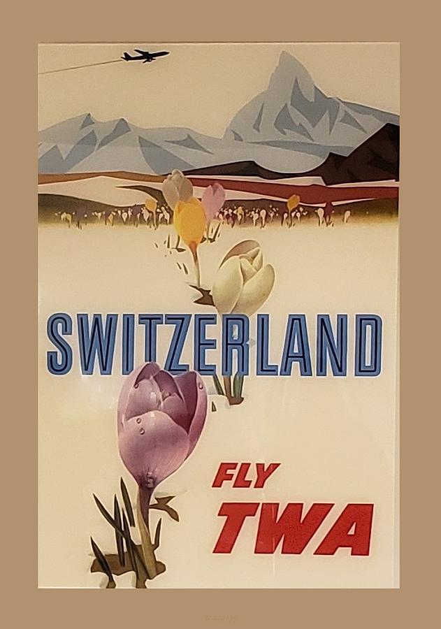 T W A SWITZERLAND by Rob Hans