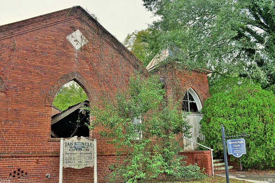 Tabernacle Baptist Church Blackville Sc by Lisa Wooten