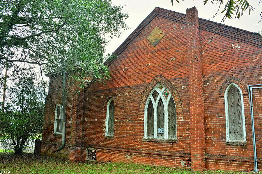 Tabernacle Baptist Church Blackville South Carolina by Lisa Wooten