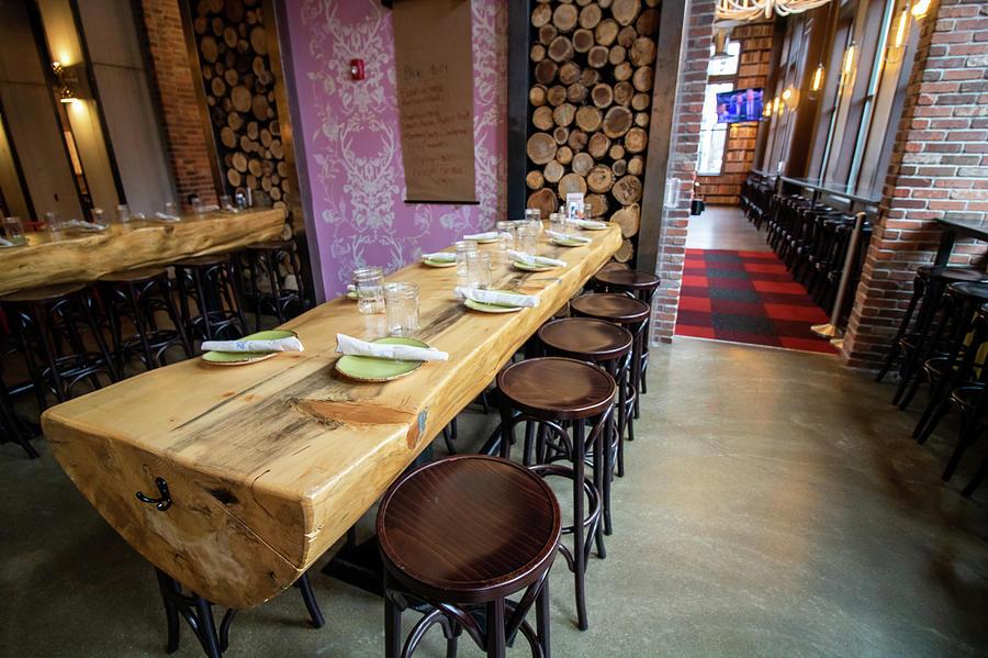 Table Ready by Britten Adams