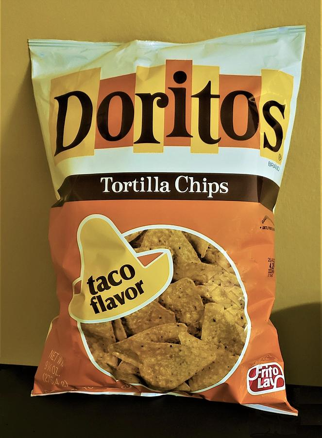 TACO DORITOS  by Rob Hans