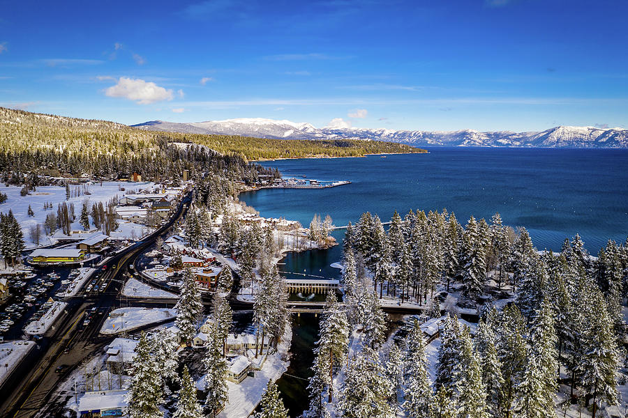 Tahoe City View Photograph