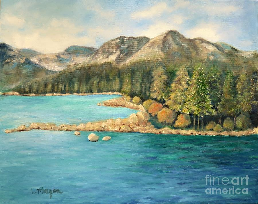 Tahoe in Early Fall by Laurie Morgan