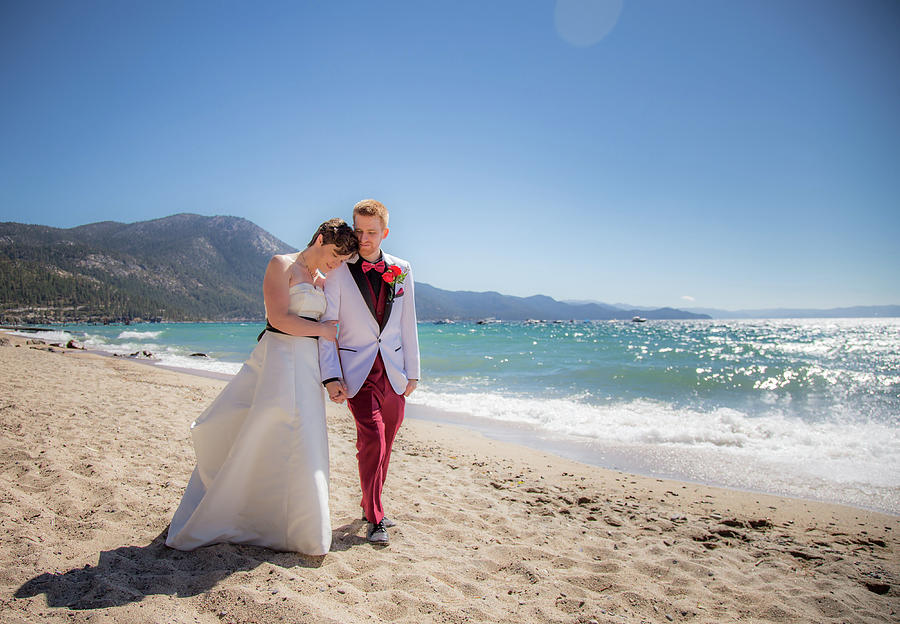 Tahoe Wedding by Martin Gollery