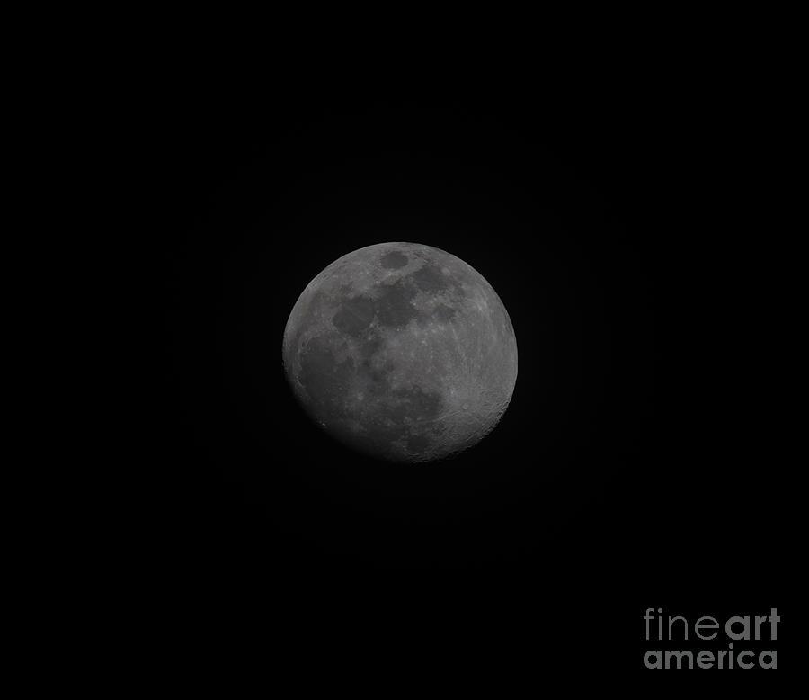 Take Me To The Moon - Full Moon - Moon Shot Photograph