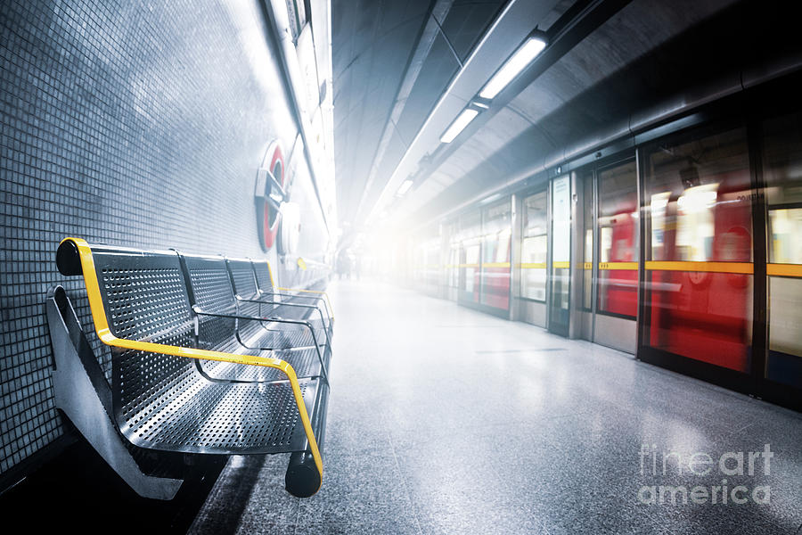 Tales Of Underground Photograph