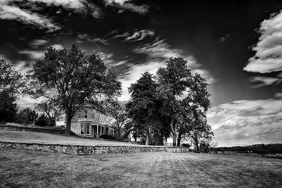 Tallgrass Ranch House Photograph