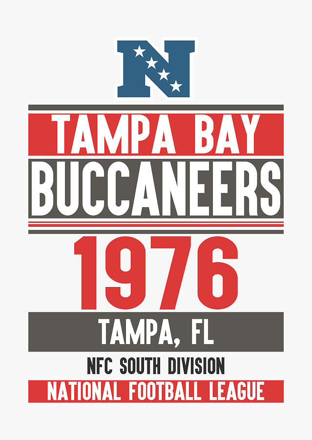 tampa bay buccaneers nfl team poster 10 mixed media by joe hamilton fine art america