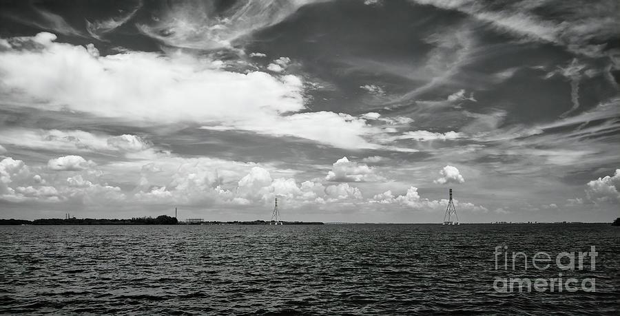 Tampa Bay Photograph - Tampa Bay, Florida by Felix Lai