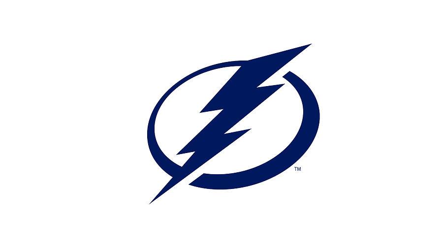 tampa bay lightning official logo nhl national hockey league hockey club team digital art by music n film prints tampa bay lightning official logo nhl national hockey league hockey club team by music n film prints