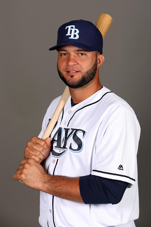 Tampa Bay Rays Photo Day Photograph by Rob Carr