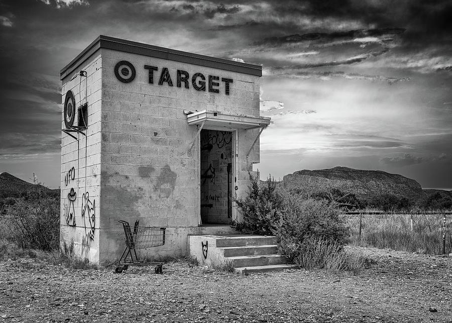 Target Marathon - Open For Business Photograph