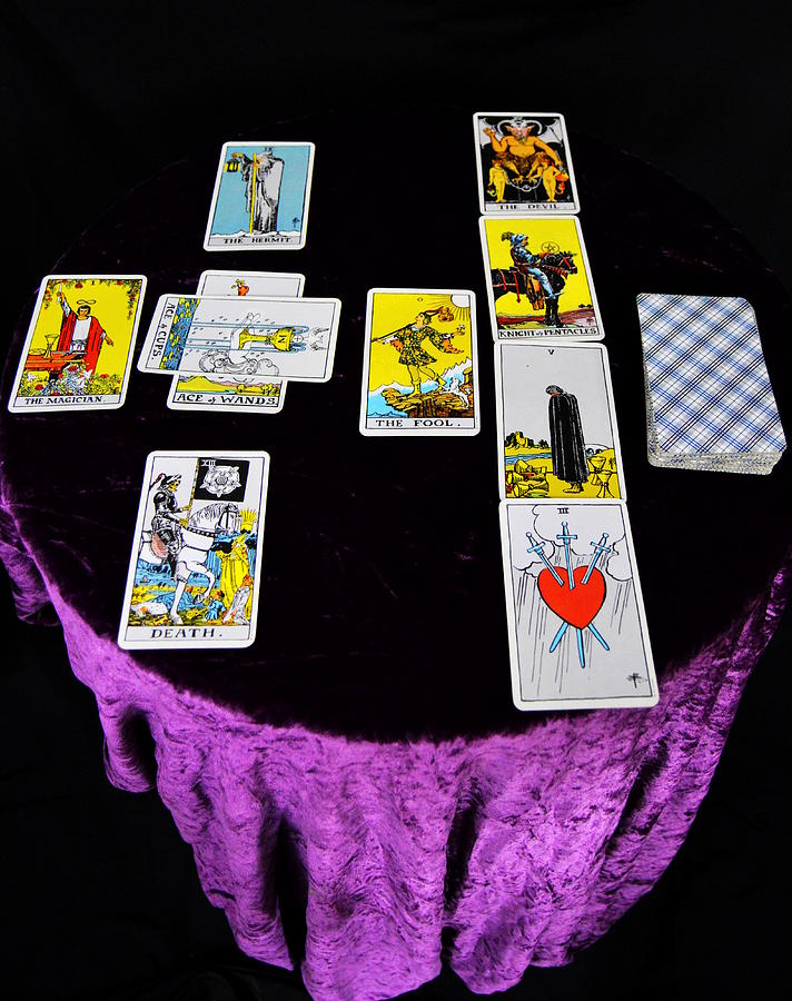 Tarot Reading by W And F Kreations