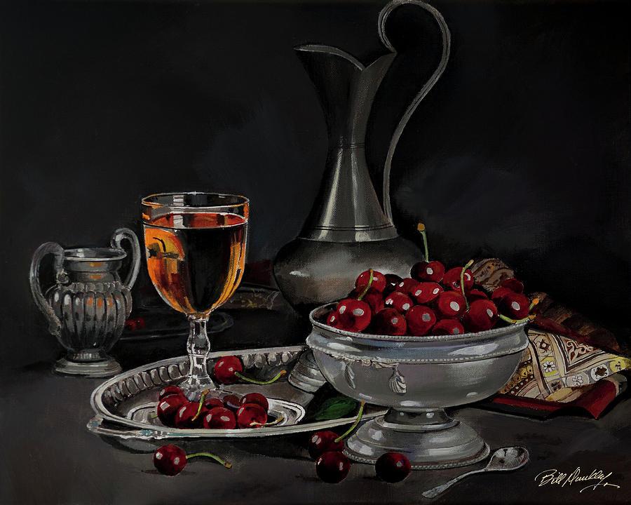 Tasty Still Life by Bill Dunkley