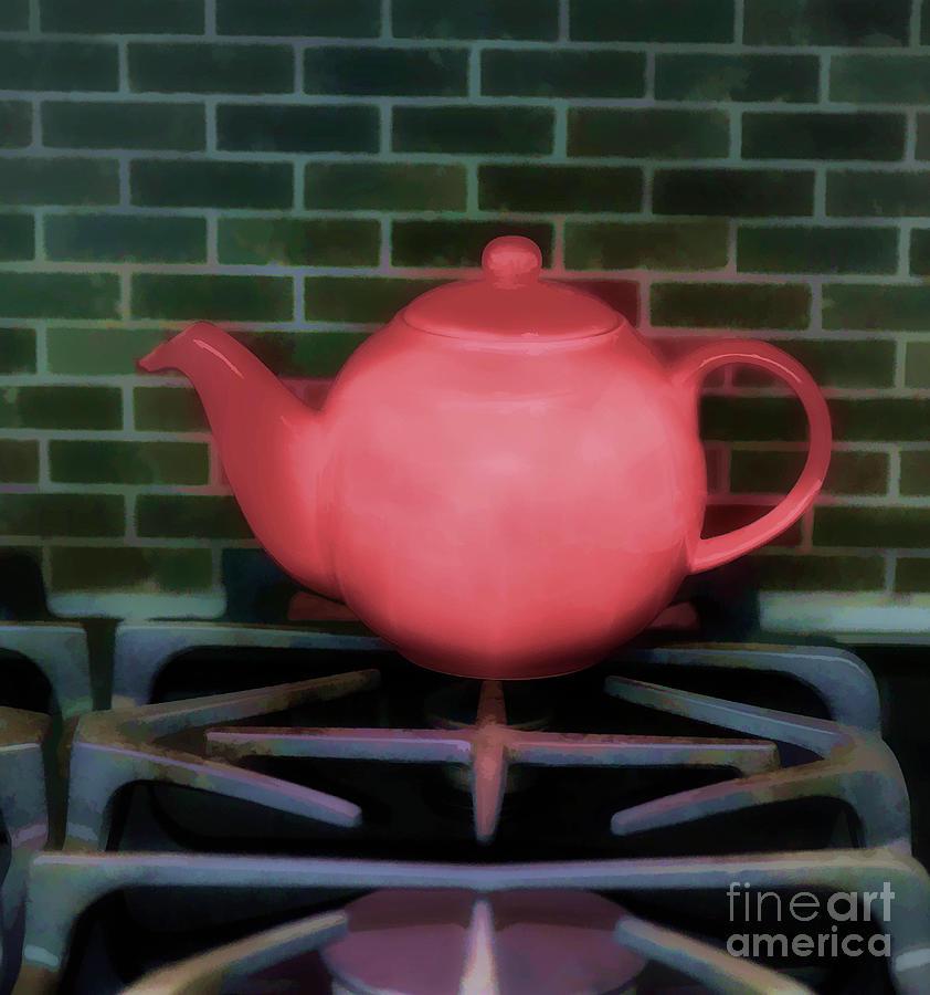 Tea Anyone Photograph