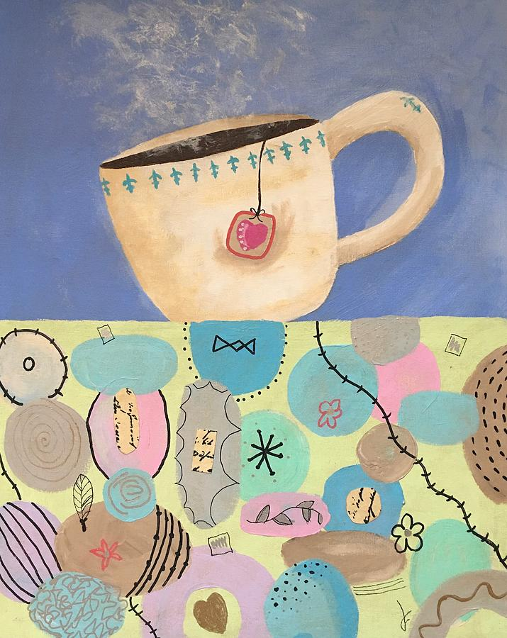 Tea Time by Danielle Fry