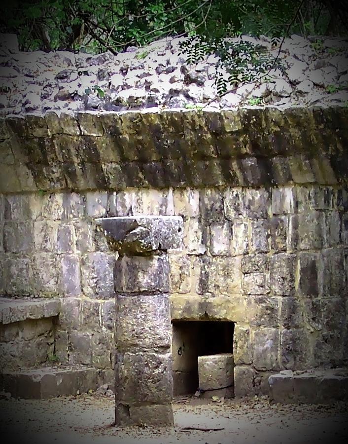 Temescal de Chichen Itza by Kimberly-Ann Talbert