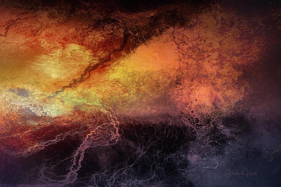Digital Digital Art - Tempest by Linda Lee Hall