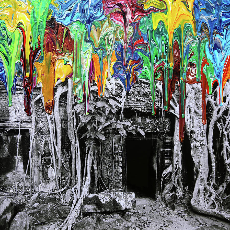 Temple Mystery  by Antonio Wehrli