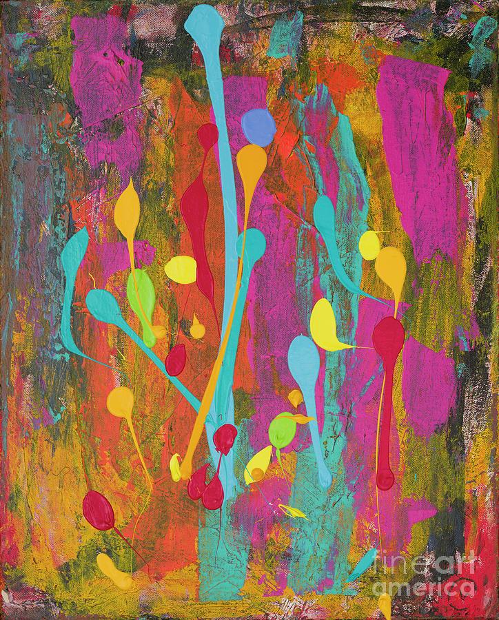 Temptations Painting - Temptations by Bjorn Sjogren