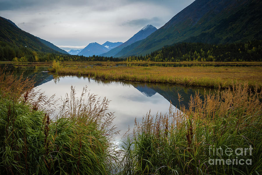 Tern Lake,Alaska by Eva Lechner