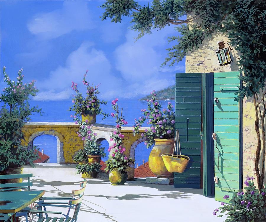 Terrazza Verde Painting