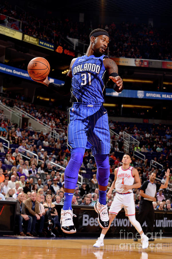 Terrence Ross Photograph by Barry Gossage