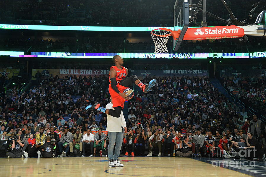 Terrence Ross Photograph by Jesse D. Garrabrant