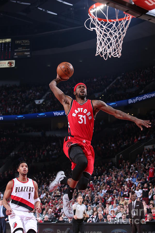 Terrence Ross Photograph by Sam Forencich