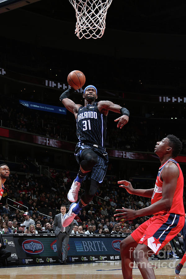 Terrence Ross Photograph by Stephen Gosling