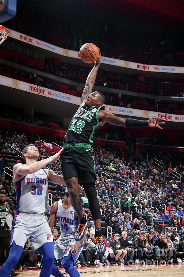 Terry Rozier Photograph by Brian Sevald