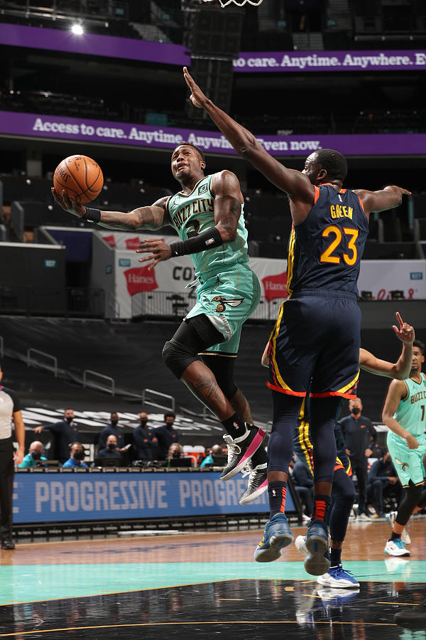 Terry Rozier Photograph by Kent Smith