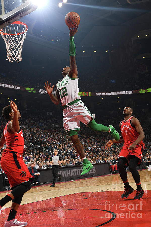 Terry Rozier Photograph by Ron Turenne